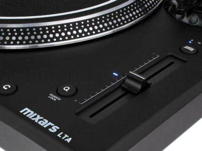 Mixars LTA Giradischi a trazione diretta per DJ