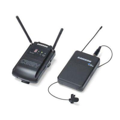 Samson CONCERT88 Sistema microfonico lavalier Wireless per fotocamera 606-630MHz