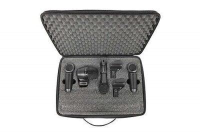 Shure PGADRUMKIT4 Kit 4 microfoni per batteria