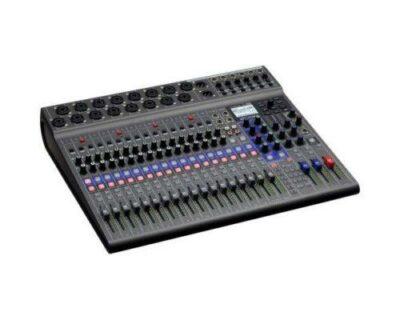 Zoom L-20 Mixer Digitale 20 canali, recorder e interfaccia audio
