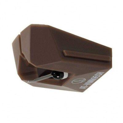 Audio-Technica AT-VMN95SH Stilo di ricambio per testina AT-VM95SH Brown