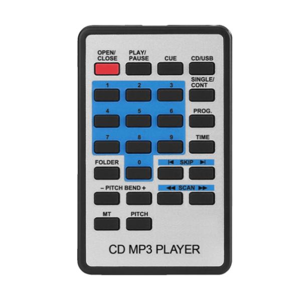 Monacor CD196USB Lettore cd USB/CD