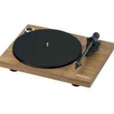 Project-Audio Essential III Walnut OM10 Giradischi