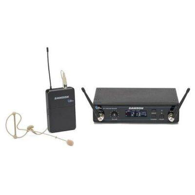 Samson Concert 99 Earset Sistema wireless UHF Lavalier in banda C (638-662 MHz)