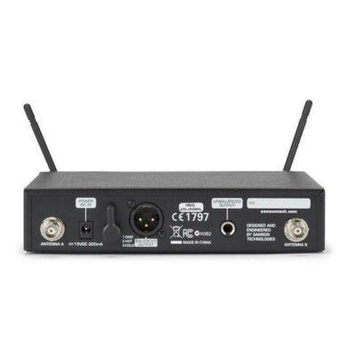 Samson Concert 99 Guitar Sistema wireless UHF per Chitarra Banda C (638-662 MHz)