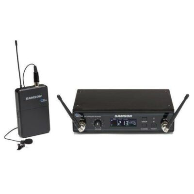 Samson Concert 99 Presentation Sistema wireless UHF con microfono lavalier LM10