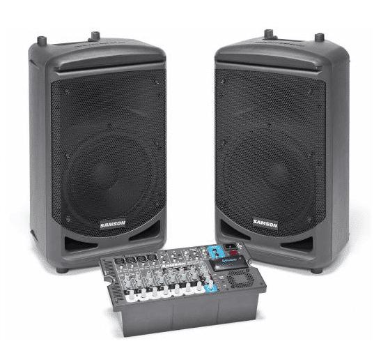 Samson Expedition 1000B PA Sistema audio portatile 1000W