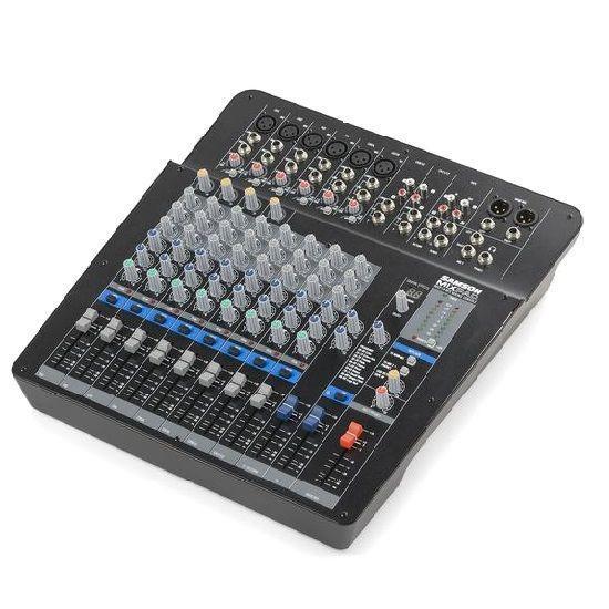 Samson MixPad® MXP 144FX Mixer Stereo Analogico a 14 ingressi con effetti e USB