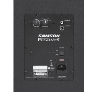 Samson Resolv SE5 Monitor attivo a 2 vie