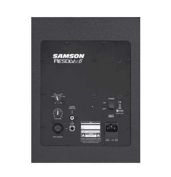 Samson Resolv SE6 Monitor attivo a 2 vie 1 x 6''