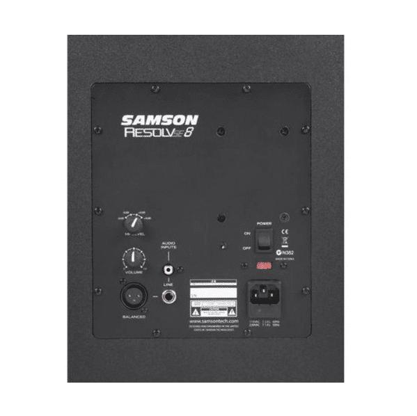Samson Resolv SE8 Monitor attivo a 2 vie 1 x 8''