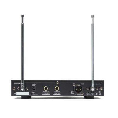 Samson STAGE 212-VHF Sistema a Doppio Microfono Wireless