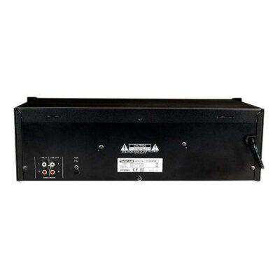 Tascam 202MKVII Sistema a doppia cassetta per la registrazione e riproduzione