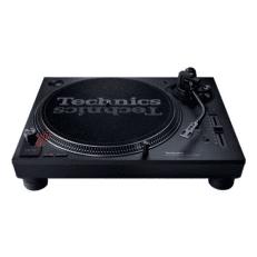 TECHNICS SL 1210 MK7 Giradischi professionale a trazione diretta Black