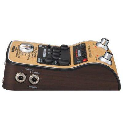 Zoom AC-2 Acoustic Creator Preamplificatore per Chitarra Acustica