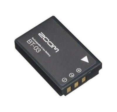 Zoom BT03 Batteria al litio ricaricabile per Q8