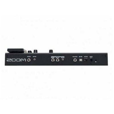 Zoom G5n Pedaliera Multieffetto per Chitarra con pedale d'espressione