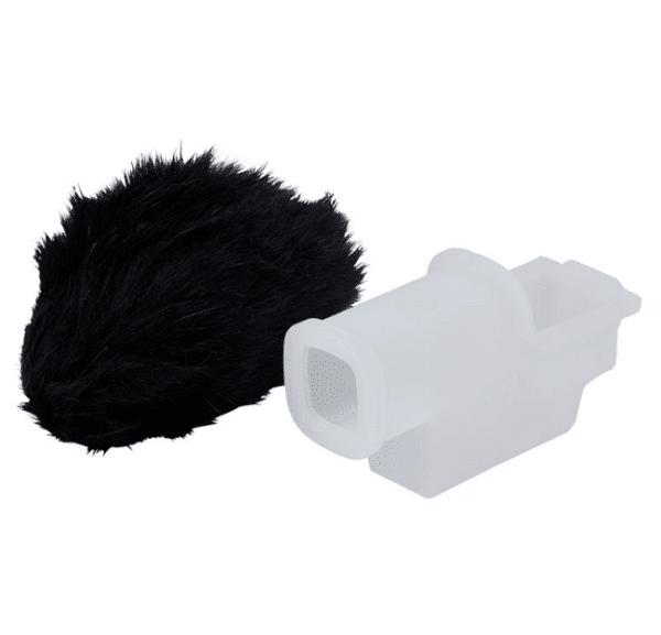 Zoom RJQ-4 Protezione in silicone e filtro antivento per Q4