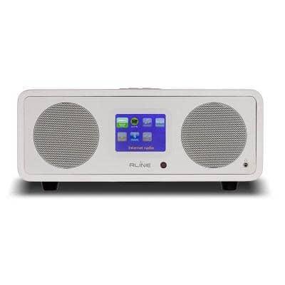 RLine Play R3 Radio Da Tavolo Bluetooth White Venice 1