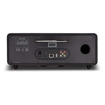 RLine Play S3 Radio Digitale Bluetooth Lettore CD Black Berlin 2