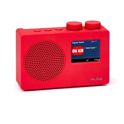 RLine SoundDab One Rosso 2