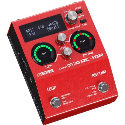 Boss RC10R Rhythm Loop Station con Drum Machine
