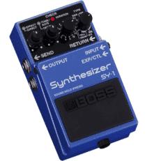 Boss SY1 Sintetizzatore a pedale polifonico per chitarra