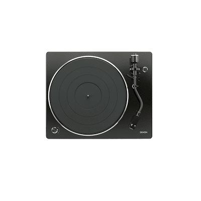 denon dp-450usb giradischi nero