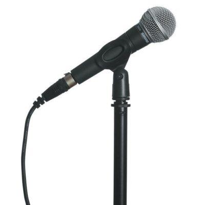 GATOR GFW-MIC-CLIP Clip per microfono a filo