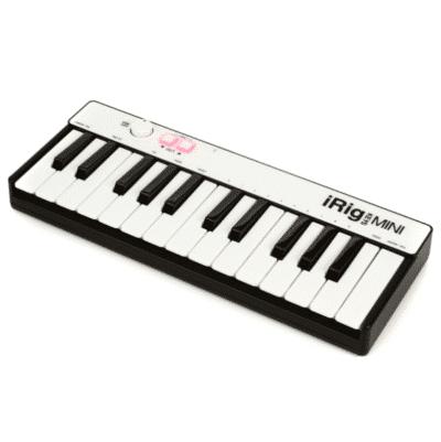 IK MULTIMEDIA iRig KEYS MINI Tastiera MIDI 25 tasti