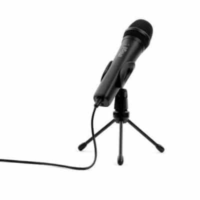 IK MULTIMEDIA iRig MIC HD2 Microfono Palmare digitale per iOS Mac