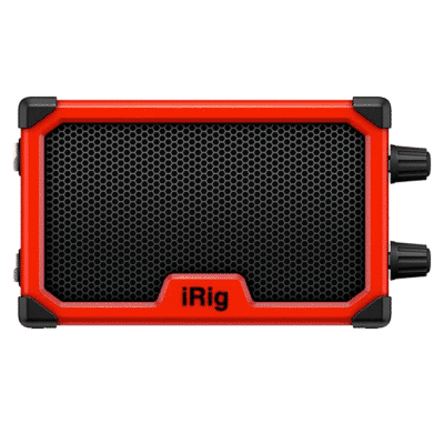 IK MULTIMEDIA iRig Nano Amp Amplificatore Red
