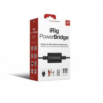 IK Multimedia iRig PowerBridge Alimentatore per sistemi iOS