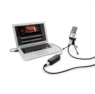 IK Multimedia iRig PRE HD Sistema microfonico preamp
