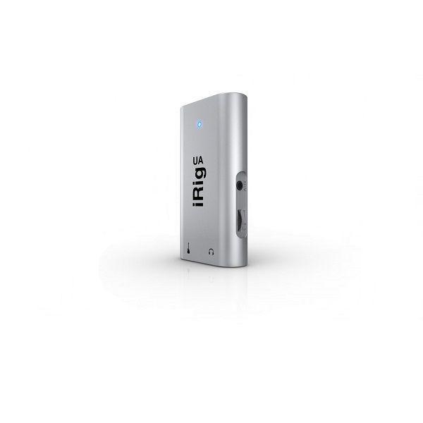 IK Multimedia iRig UA Interfaccia Audio per Chitarra per dispositivi Android
