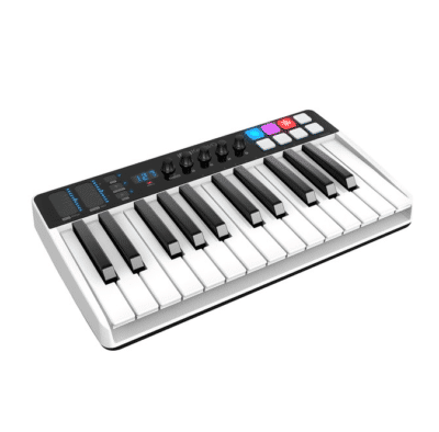 IK MULTIMEDIA Keys I/O 25 Keyboard Tastiera controller