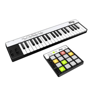 IK MULTIMEDIA Tastiera iRig Keys e controller iRig Pads
