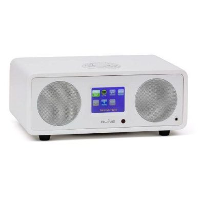 RLine Play R3 Radio Da Tavolo Bluetooth White Venice