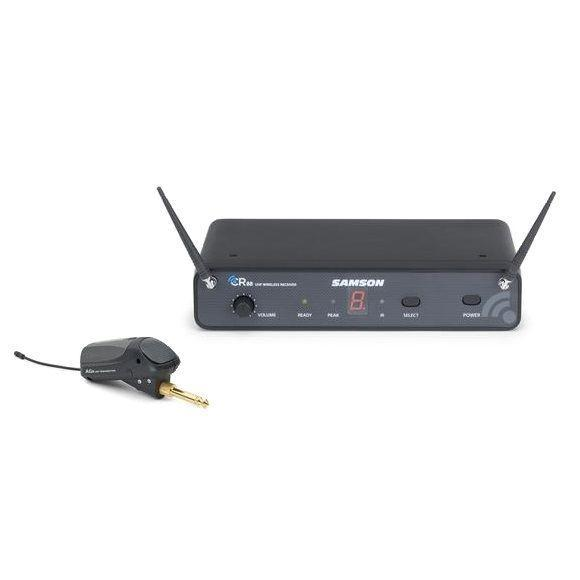 Samson AirLine 88 AG8 Guitar Sistema wireless Banda C (638-662 MHz)