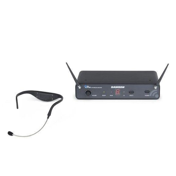 Samson AirLine 88 UHF Fitness AH8 Sistema Wireless Banda G (863-865 MHz)