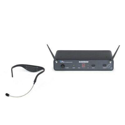 Samson AirLine 88 UHF Fitness AH8 Sistema Wireless Banda K (470-494 MHz)