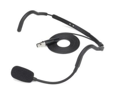 Samson AirLine AHX Fitness Headset Sistema Wireless UHF con microtrasmettitore