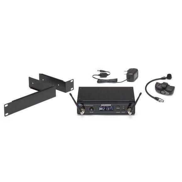 Samson AirLine AWX Wind Instrument Sistema Wireless UHF Banda K (470-494MHz)