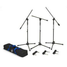 Samson BL3VP Set 3 Aste ultraleggere per Microfono a giraffa