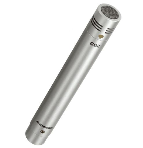 Samson C02 Microfono condensatore supercardioide a penna