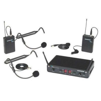 Samson Concert 288 UHF Dual Presentation System Banda H (470-514 MHz)