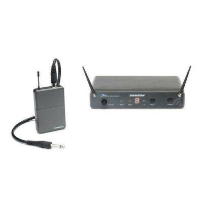 Samson Concert 88 UHF Guitar Wireless System Banda C (638-662 Mhz)