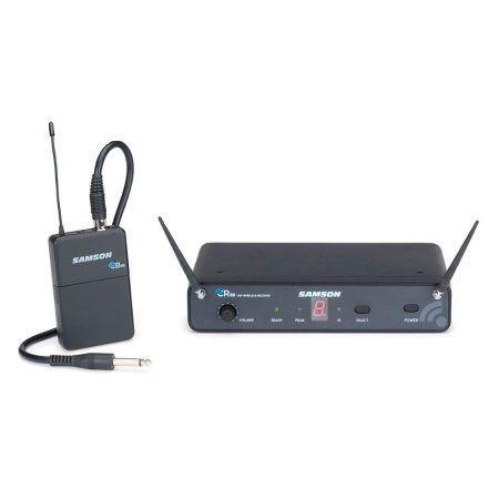 Samson Concert 88 UHF Guitar Wireless System Banda F (863-865 MHz)