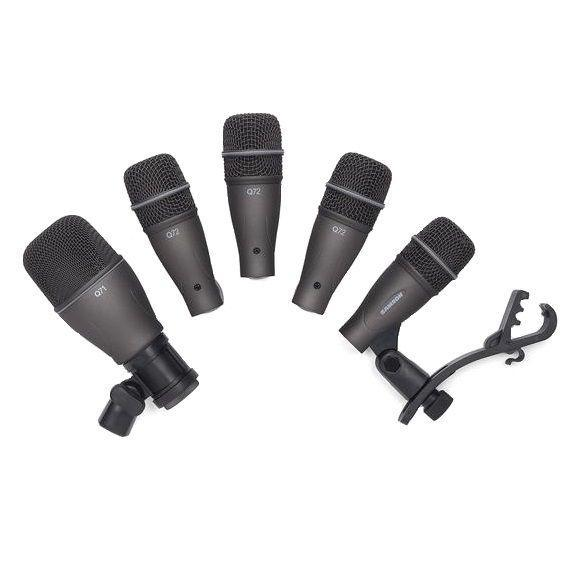 Samson DK705 Set di Microfoni per Batteria 5 pz