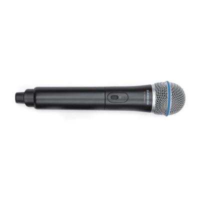 Samson GMM Microfono palmare con trasmettitore integrato per Go Mic Mobile